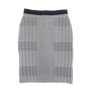 NWT Ann Taylor Houndtooth pencil skirt size small